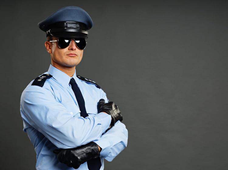 El pedido personal de un policía comunitario